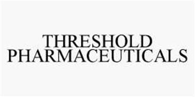 THRESHOLD PHARMACEUTICALS