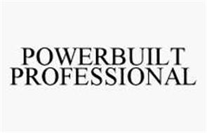 POWERBUILT PROFESSIONAL