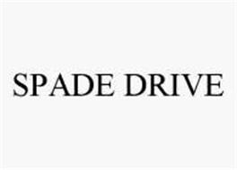 SPADE DRIVE