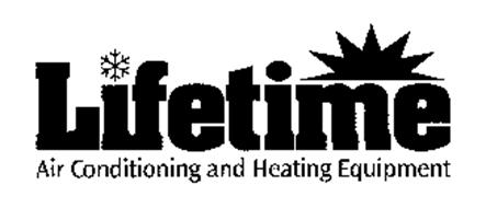 LIFETIME AIR CONDITIONING AND HEATING EQUIPMENT