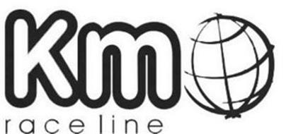 KM RACE LINE