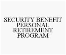 SECURITY BENEFIT PERSONAL RETIREMENT PROGRAM