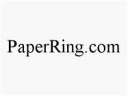 PAPERRING.COM