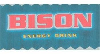BISON ENERGY DRINK