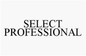 SELECT PROFESSIONAL