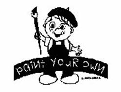 PAINT YOUR OWN BY MENASHA