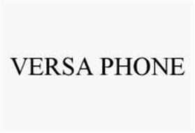VERSA PHONE