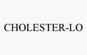 CHOLESTER-LO