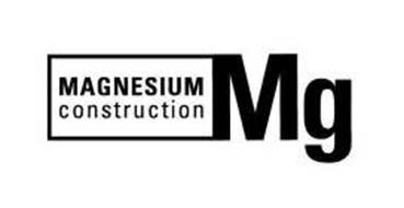 MAGNESIUM CONSTRUCTION MG