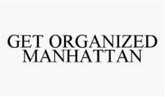GET ORGANIZED MANHATTAN
