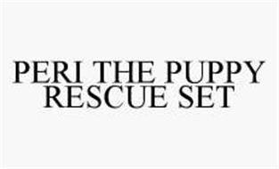 PERI THE PUPPY RESCUE SET
