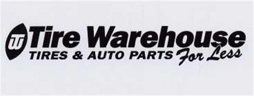 TW TIRE WAREHOUSE TIRES & AUTO PARTS FOR LESS