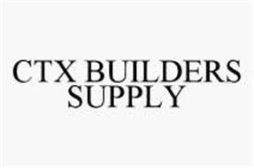 CTX BUILDERS SUPPLY