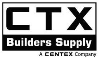 CTX BUILDERS SUPPLY A CENTEX COMPANY