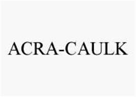 ACRA-CAULK