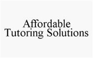 AFFORDABLE TUTORING SOLUTIONS