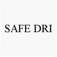 SAFE DRI