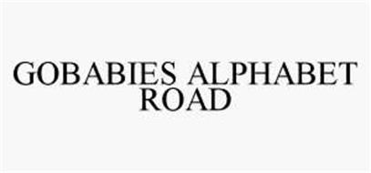 GOBABIES ALPHABET ROAD