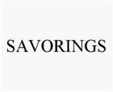 SAVORINGS