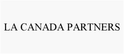 LA CANADA PARTNERS