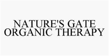 NATURE'S GATE ORGANIC THERAPY