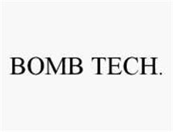 BOMB TECH.