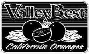 VALLEYBEST CALIFORNIA ORANGES