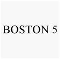 BOSTON 5