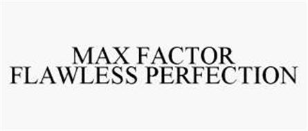 MAX FACTOR FLAWLESS PERFECTION