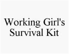 WORKING GIRL'S SURVIVAL KIT