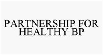 PARTNERSHIP FOR HEALTHY BP