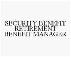 SECURITY BENEFIT RETIREMENT BENEFIT MANAGER