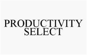 PRODUCTIVITY SELECT