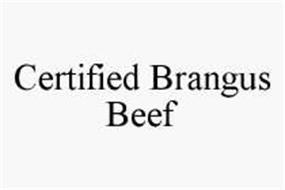 CERTIFIED BRANGUS BEEF