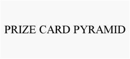 PRIZE CARD PYRAMID