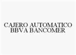 CAJERO AUTOMATICO BBVA BANCOMER