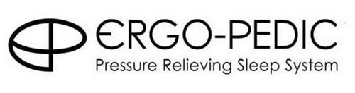 ERGO-PEDIC PRESSURE RELIEVING SLEEP SYSTEM