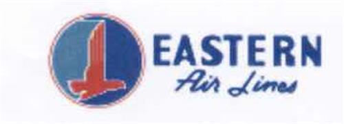 DESIGN OF BIRD IN CIRCLE & EASTERN AIR LINES (STYLIZED)