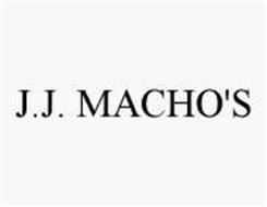 J.J. MACHO'S