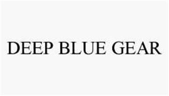 DEEP BLUE GEAR