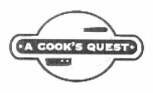A COOK'S QUEST