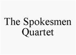 THE SPOKESMEN QUARTET