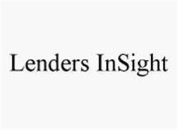 LENDERS INSIGHT