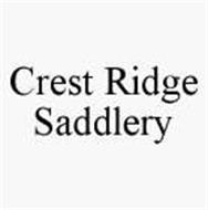 CREST RIDGE SADDLERY