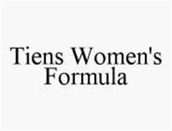 TIENS WOMEN'S FORMULA