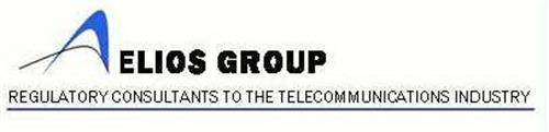 A ELIOS GROUP REGULATORY CONSULTANTS TO THE TELECOMMUNICATIONS INDUSTRY