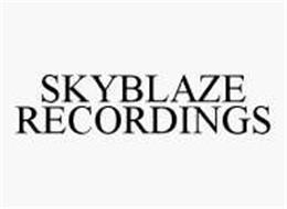SKYBLAZE RECORDINGS