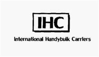 IHC INTERNATIONAL HANDYBULK CARRIERS
