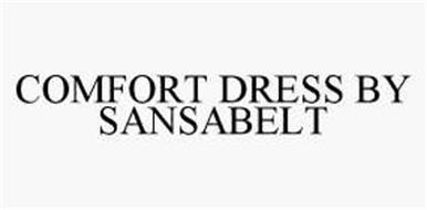 COMFORT DRESS BY SANSABELT