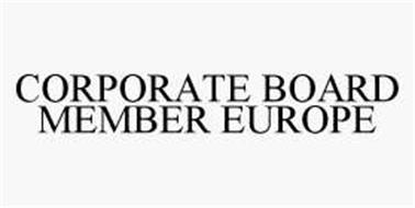 CORPORATE BOARD MEMBER EUROPE
